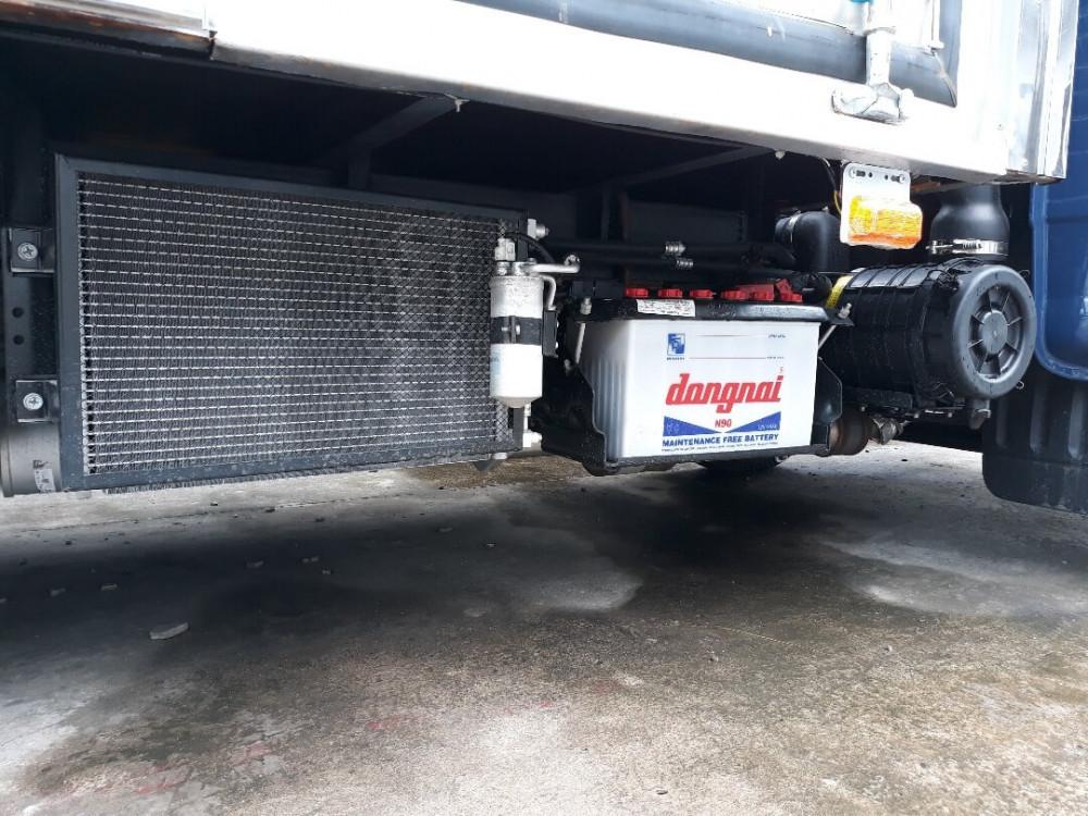 Đánh giá nhanh xe tải Jac 2t4 thùng kín quận Thủ Đức, TPHCM