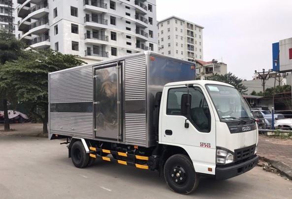 Đánh giá nhanh dòng xe tải Isuzu QKR77FE4 1T4, 1.4 tấn, 1.5 tấn(1)