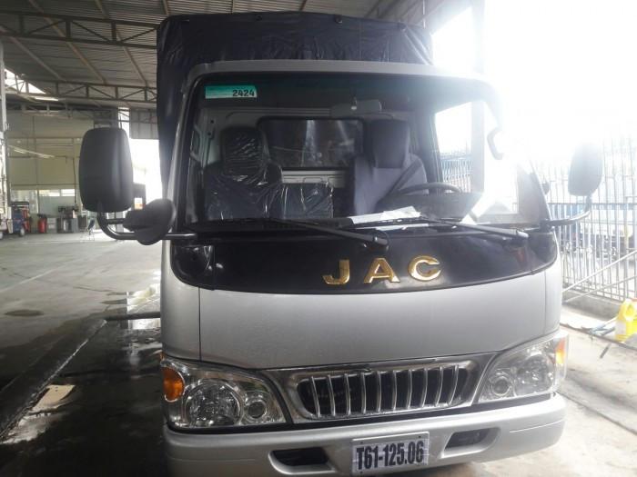 Hình ảnh xe tải Jac 3.45 tấn
