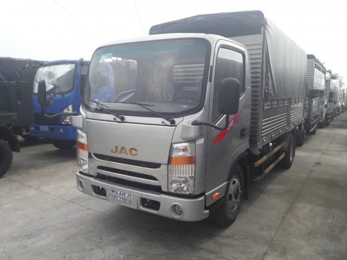 Hình ảnh xe tải Jac 3.45 tấn(2)