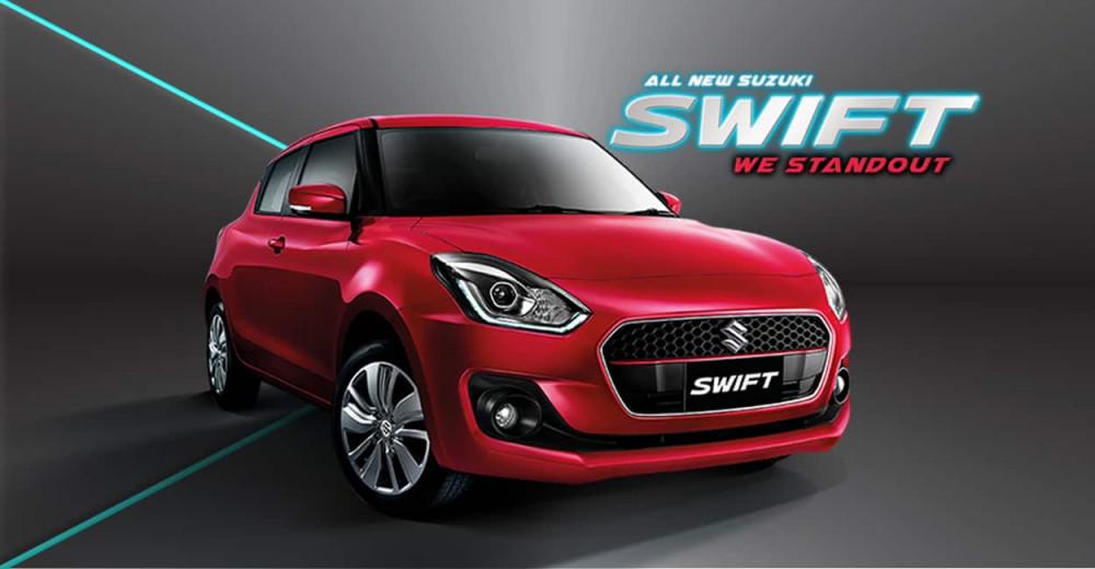 Xe Suzuki Swift - Đỉnh cao phong cách