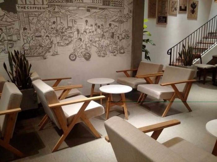 Bí quyết chọn mua ghế sofa cho quán bar, quán cafe