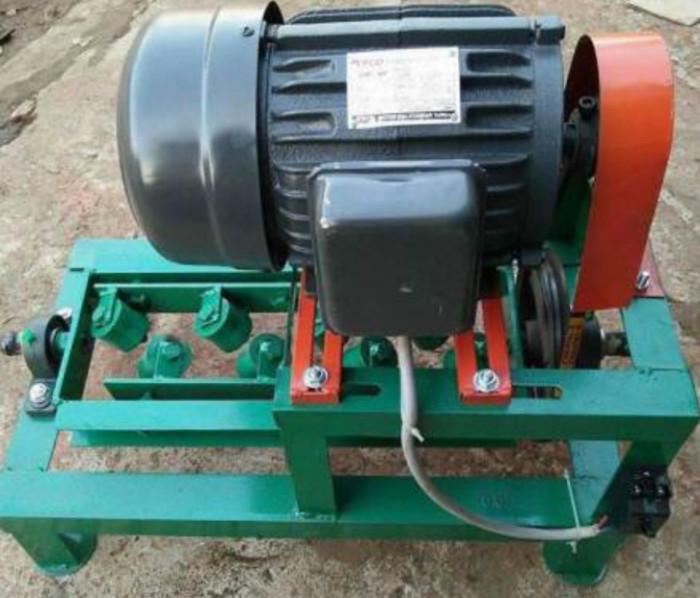 Giới thiệu máy phun vữa trát tường F5 & F6 NPL