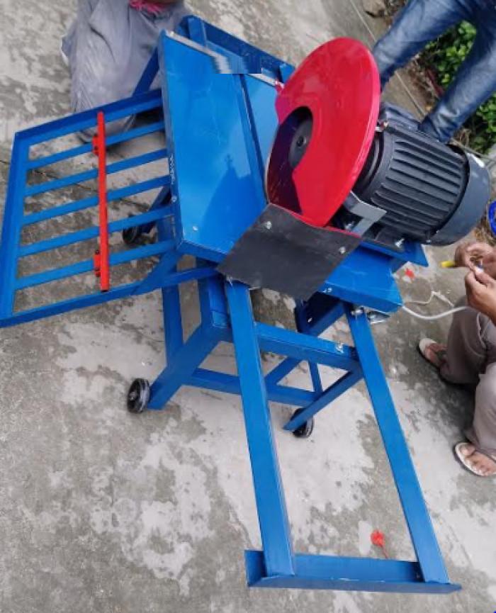 Máy cắt gạch bàn đẩy D600, D800 , motor 3hp