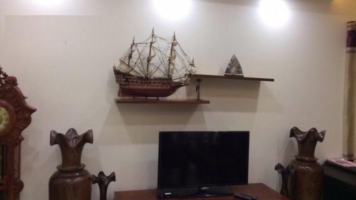 Cách bài trí thuyền gỗ phong thuỷ đúng nhất