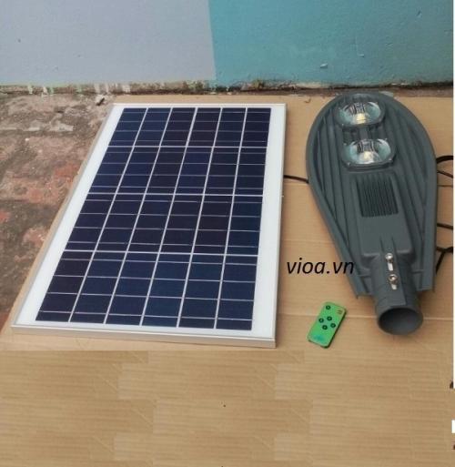 Đôi nét về đèn đường led năng lượng mặt trời 100w – NNMT LX100w