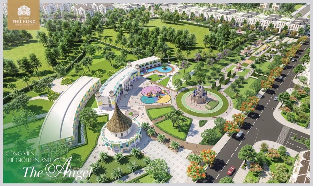 Quy mô dự án Cát Tường Phú Hưng