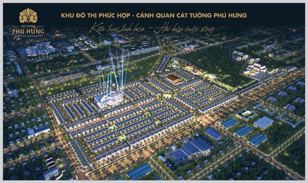 Quy mô dự án Cát Tường Phú Hưng(1)