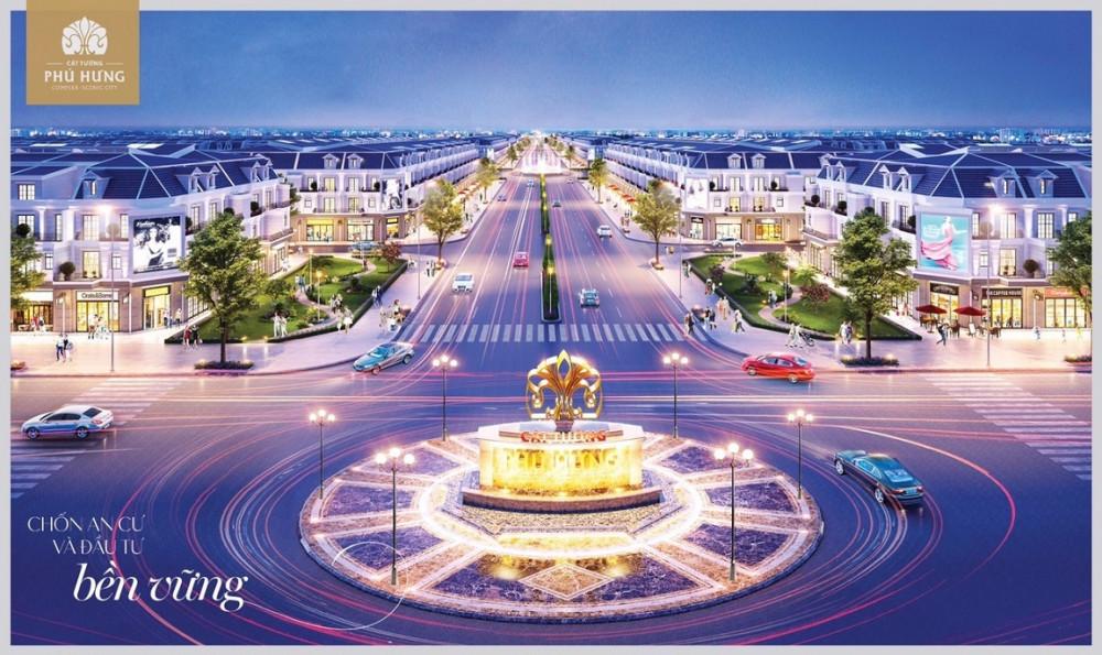 Quy mô dự án Cát Tường Phú Hưng(2)