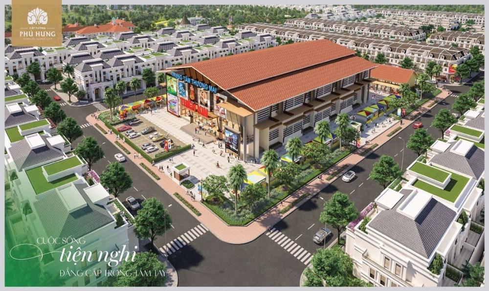 Quy mô dự án Cát Tường Phú Hưng(4)