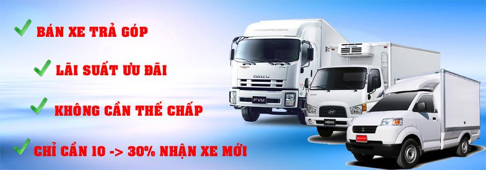 Kết quả hình ảnh cho Những thủ tục khi mua xe tải trả góp