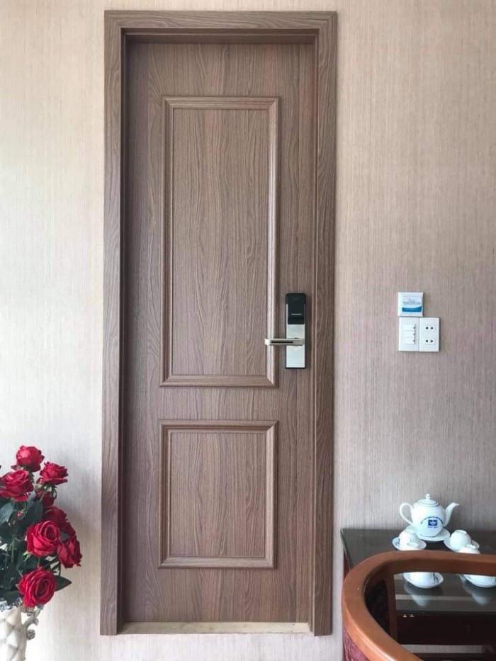 Ưu điểm của cửa nhựa gỗ SungYu