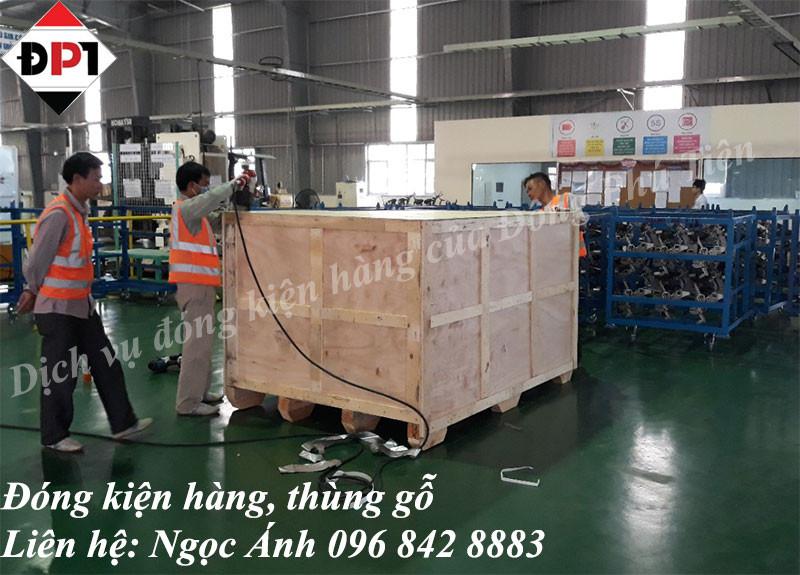 Đơn vị cung cấp thùng gỗ đóng gói chuyên dụng tại Hưng Yên: