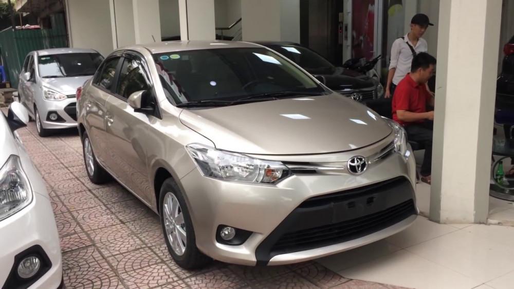Tư vấn mua xe Toyota Vios cũ tại TPHCM đảm bảo chất lượng