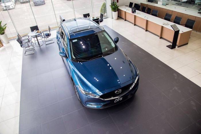 Mua xe Mazda CX5 trả góp tại TPHCM nên hay không?