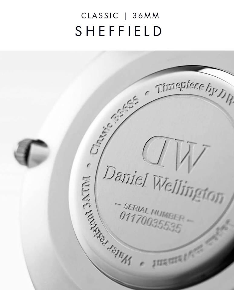 Nơi sản xuất ra đồng hồ DW – Daniel Wellington