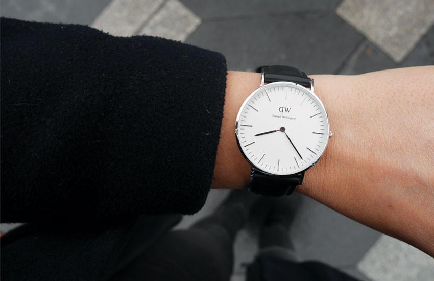 Đồng hồ DW Daniel Wellington chính hãng dành riêng cho quý ông