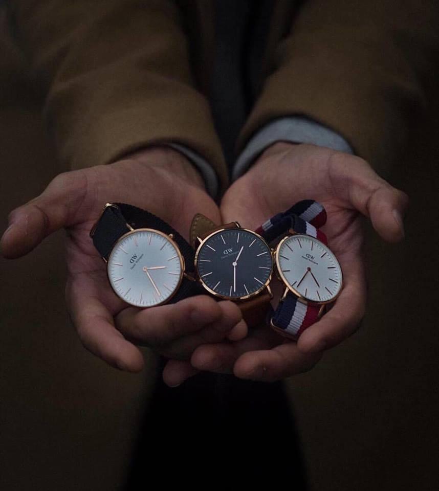 giá trị của đồng hồ DW