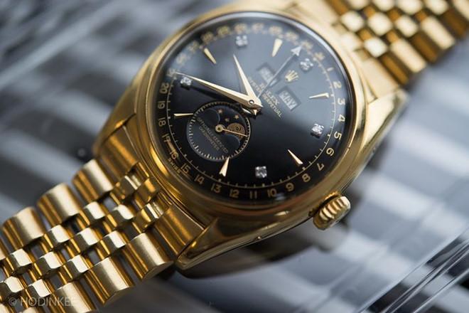 Lai lịch chiếc đồng hồ vàng đi vào lịch sử của vua Bảo Đại