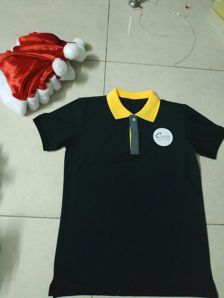 Tham khảo mẫu mã áo thun đồng phục