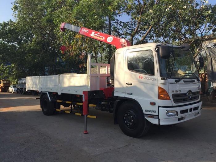 mua xe tải gắn cẩu tại TPHCM