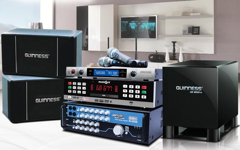 4 Bước tự chọn mua amply karaoke gia đình - Nguyễn Audio