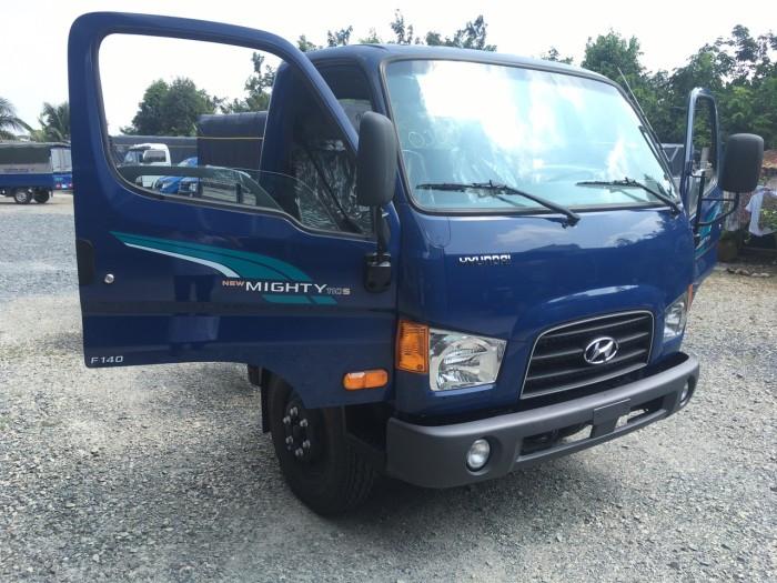 Xe tải Hyundai 110s có ưu và nhược điểm gì? Có nên mua xe không?