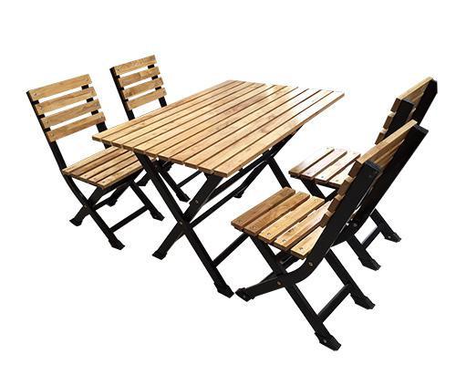 Lý do chọn mua bàn ghế gỗ xếp