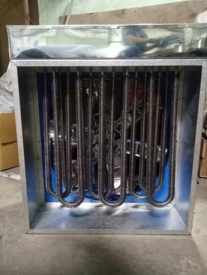 Tìm hiểu khái niệm và ưu điểm của lò sấy điện ứng dụng điện trở nhiệt