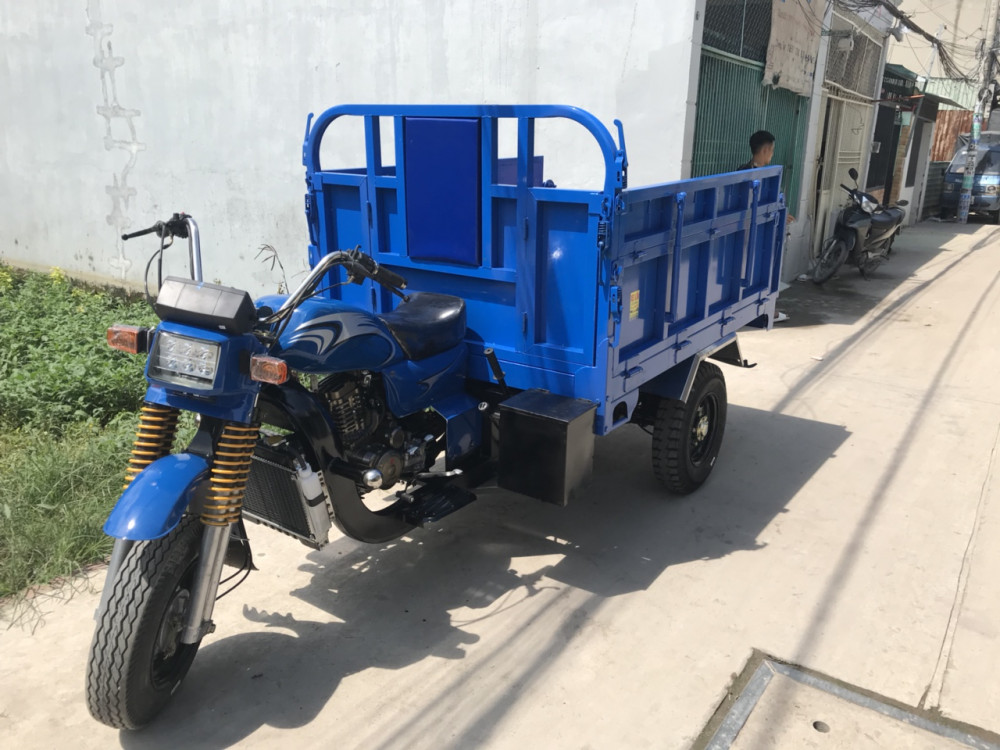 Giới thiệu sản phẩm xe ba bánh Nam Định giá tốt