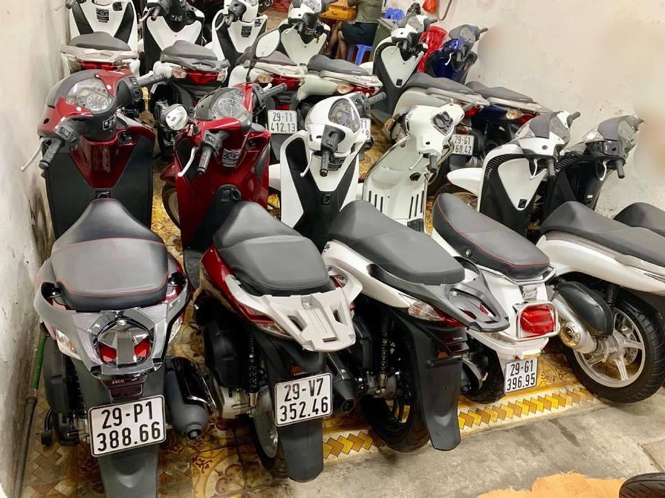 Mua xe máy Honda SH cũ ở đâu uy tín và được giá tốt nhất tại Hà Nội?