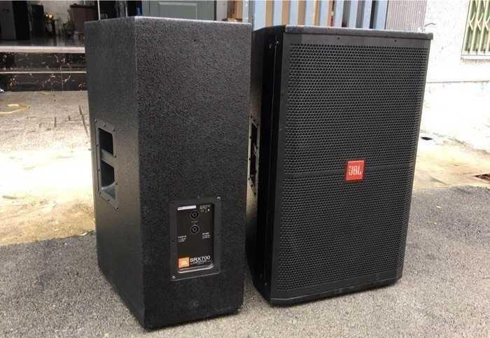 Loa JBL SRX 715 giá bao nhiêu? Cần lưu ý gì khi sử dụng để loa cho âm thanh chất lượng nhất?