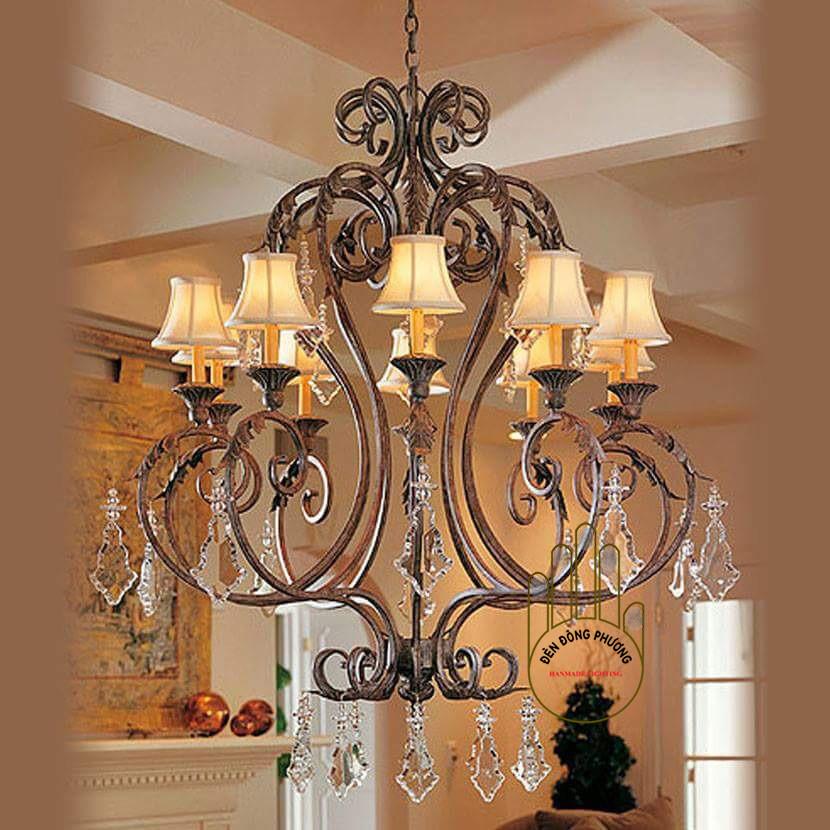 Chiêm ngưỡng những mẫu đèn nghệ thuật phong cách nghệ thuật tuyệt đẹp