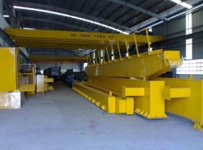 Cẩu trục là gì, các loại cẩu trục thường dùng trong nhà xưởng và báo giá cẩu trục
