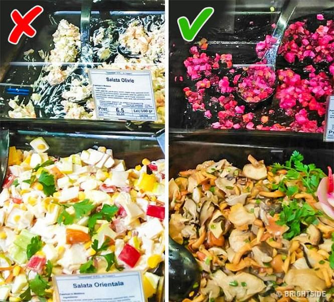 Hãy cảnh giác trong bộ phận sản xuất thức ăn sẵn trong siêu thị(1)
