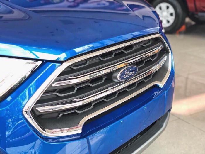 Những điểm cải tiến mới trên Ford EcoSport vừa xuất xưởng tại Việt Nam