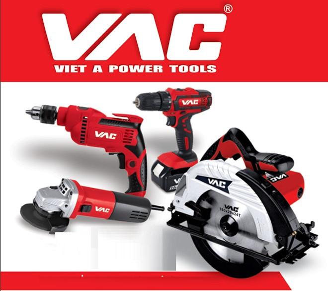 Ra mắt dụng cụ điện cầm tay VAC - chất lượng tuyệt hảo dành cho người tiêu dùng(3)