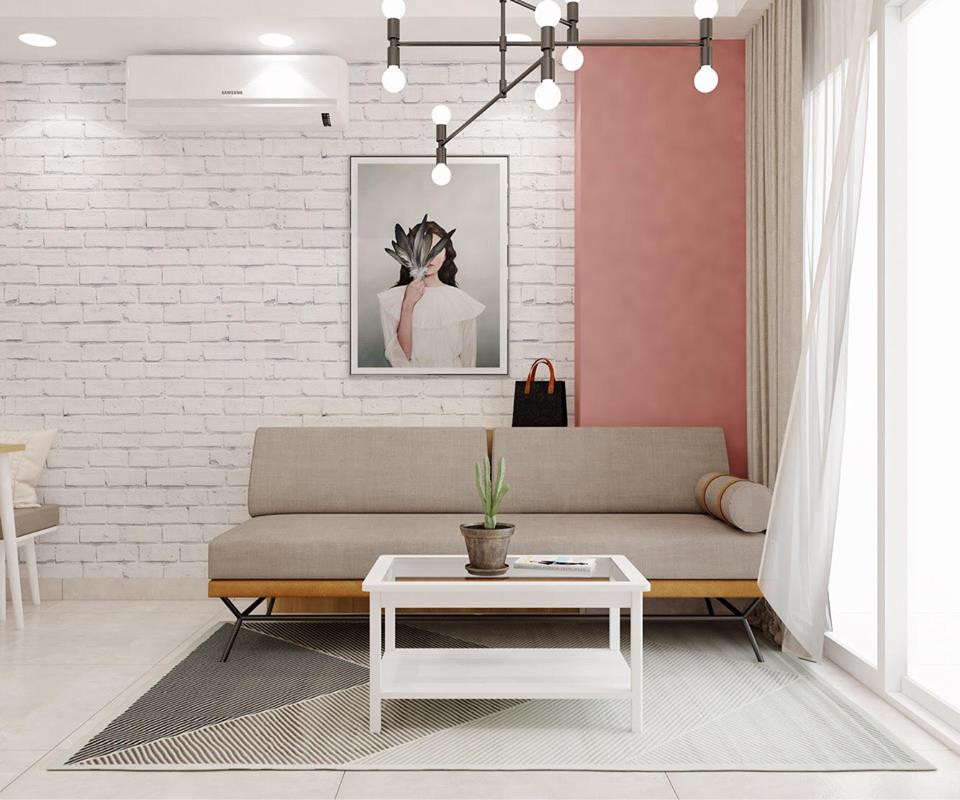 mẫu sofa phòng khách do Zenhomes sản xuất