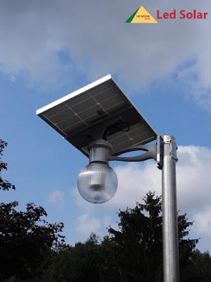 Đèn led NLMT 15W  - Đẳng cấp năm sao cho khu vườn