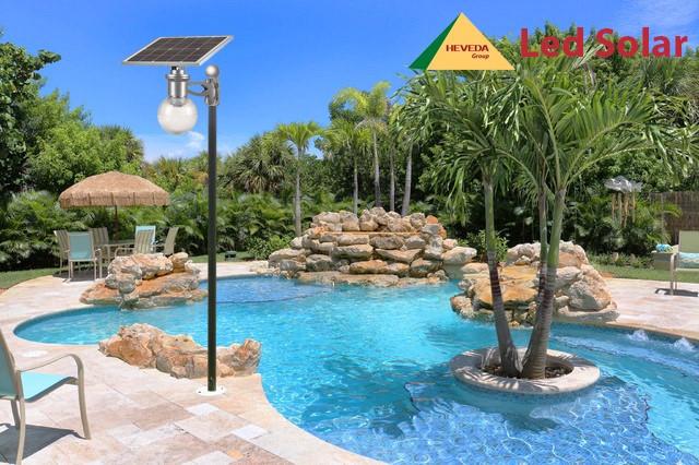 Đèn led NLMT 15W  - Đẳng cấp năm sao cho khu vườn(1)