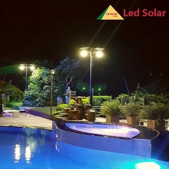 Những ưu điểm vượt trội của đèn LED năng lượng mặt trời 15W STA89.