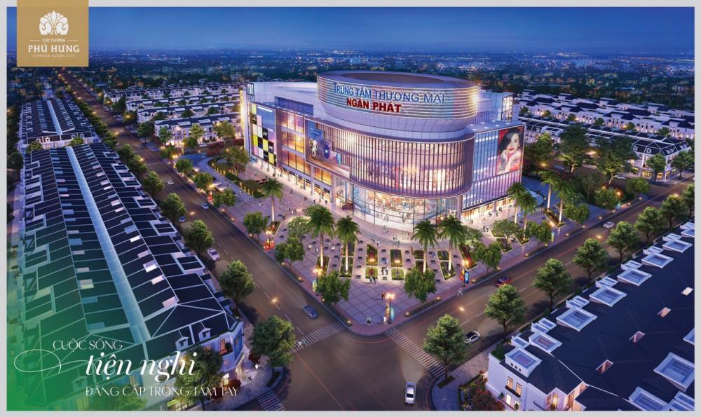 Bất động sản TP Đồng Xoài, Bình Phước hấp dẫn nhà đầu tư