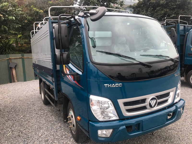Đánh giá nhanh Thaco Ollin 350 3,5 tấn