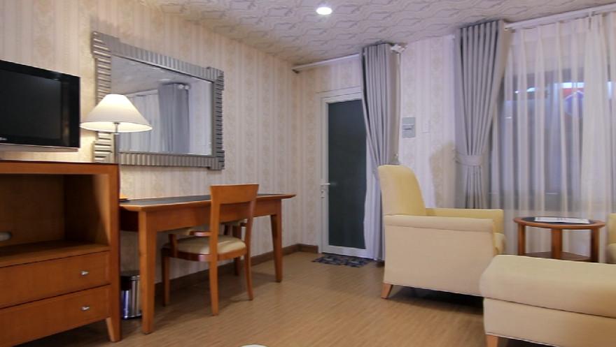 Những vật dụng cần thiết trong một phòng ngủ khách sạn sang trọng