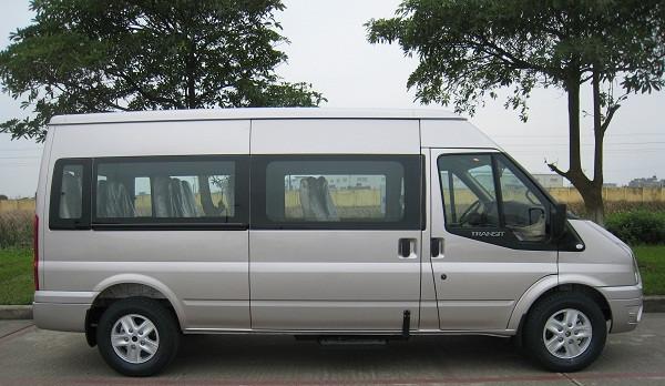 Cho thuê xe du lịch giá rẻ 16 chổ tại Bình Dương