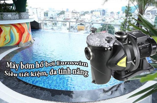 Máy bơm hồ bơi Euroswim
