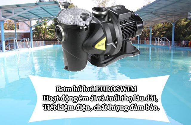 Lợi ích từ tính năng lọc và tuần hoàn lưu thông ở máy bơm hồ bơi