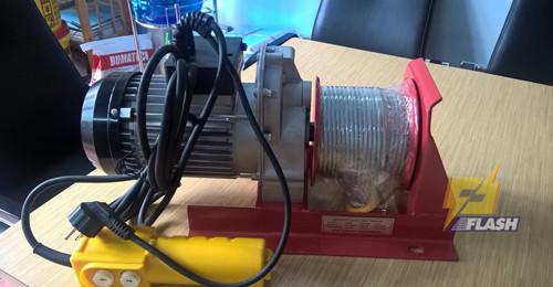 Sản phẩm tời điện 200kg Kensen PA200