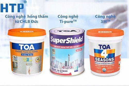 Sơn nước nội thất nào dùng cho bề mặt tường trong nhà tốt nhất?