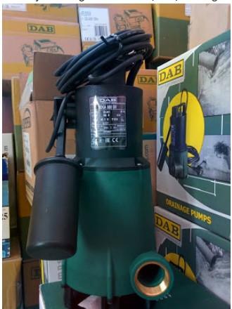 Đặc điểm kỹ thuật và ứng dụng của máy bơm nước thải DAB Feka 600MA